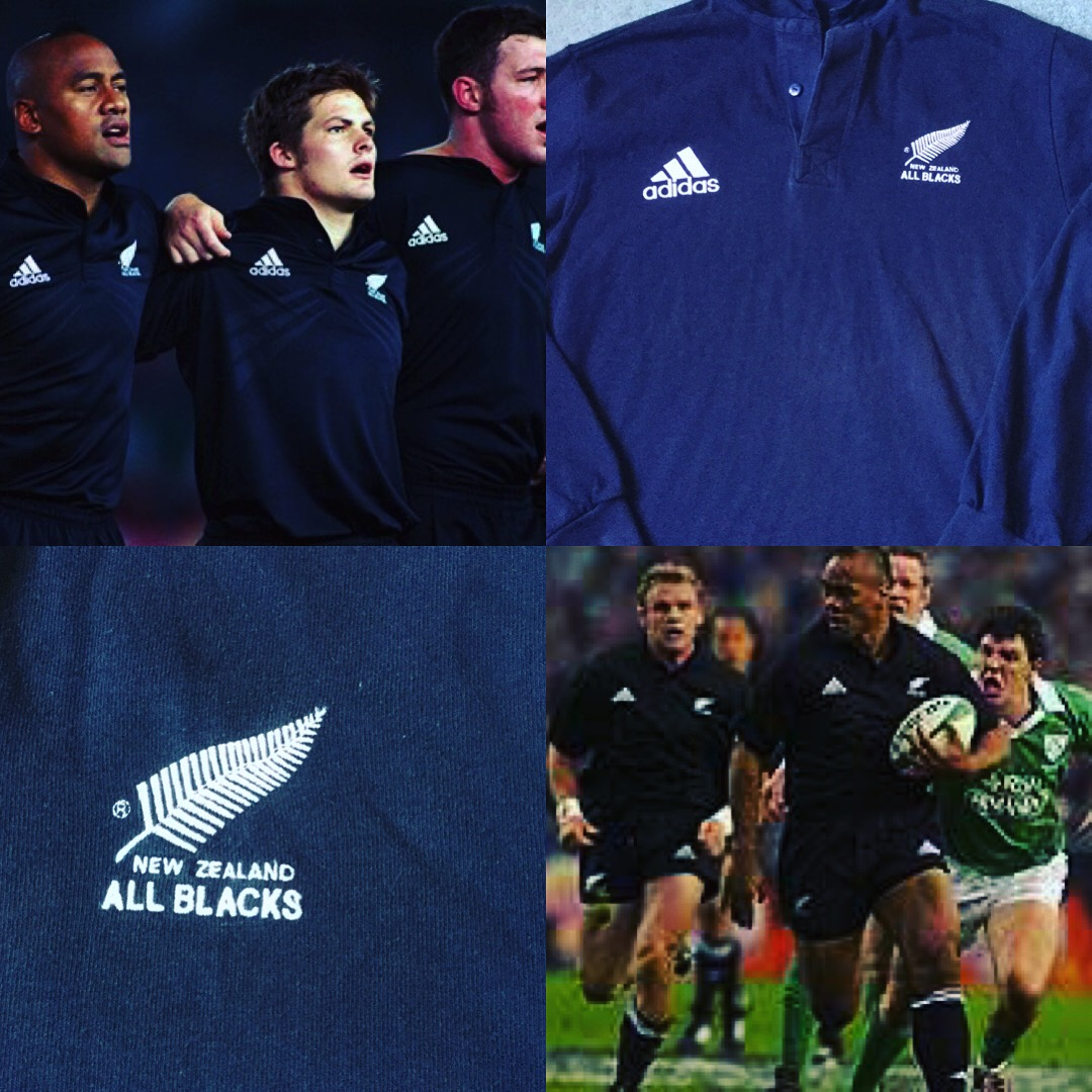Old Black Rugby Dance: Old All Blacks Rugby Shirts, Old Vintage New Zealand Rugby
