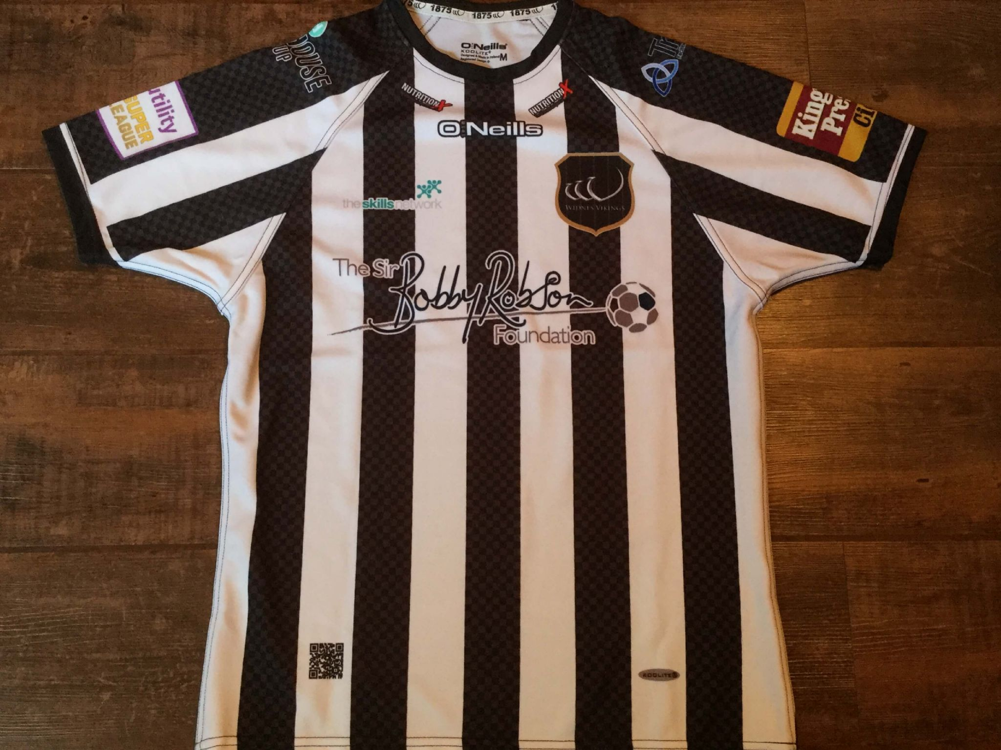 2015 Widnes Vikings Limited Edition Magic Weekend Rugby League Shirt Adults Medium
