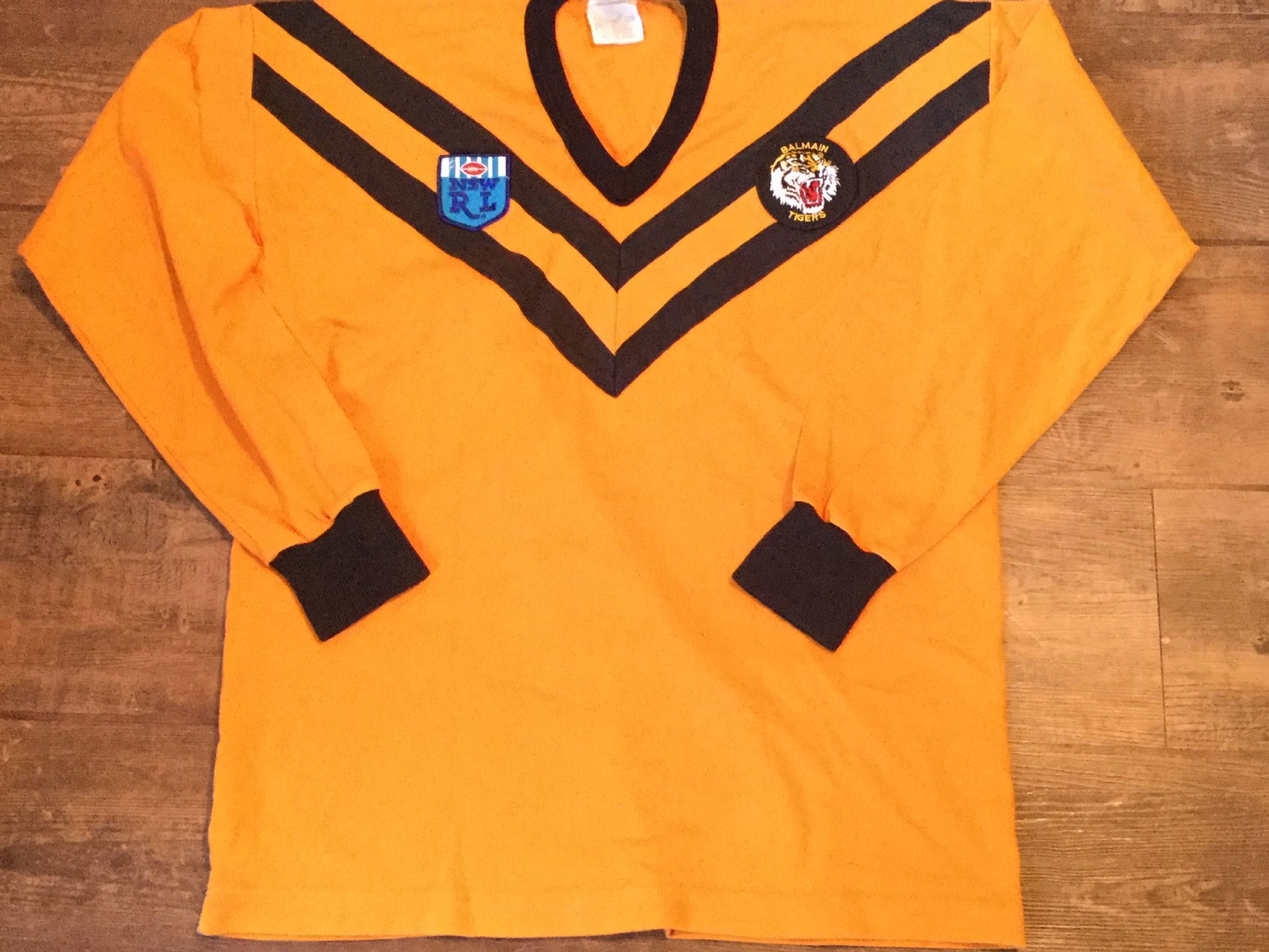 low priced 80343 2bc67 balmain tigers retro jersey