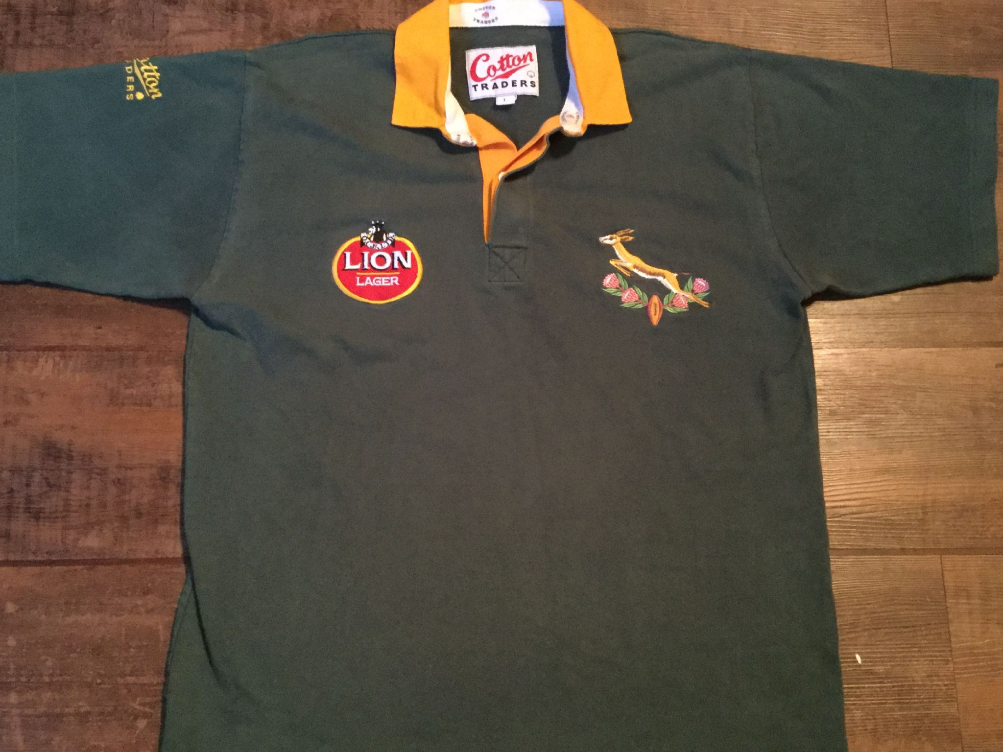 Classic Rugby Shirts | 1992 South Africa Old Vintage Retro Springboks Jerseys