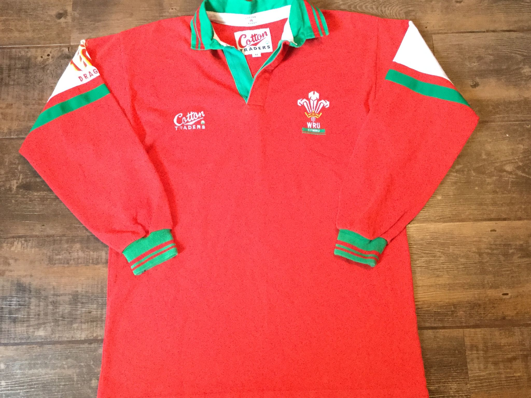 Retro 70s wales rugby jersey red welsh shirt numéros style vintage sweater top