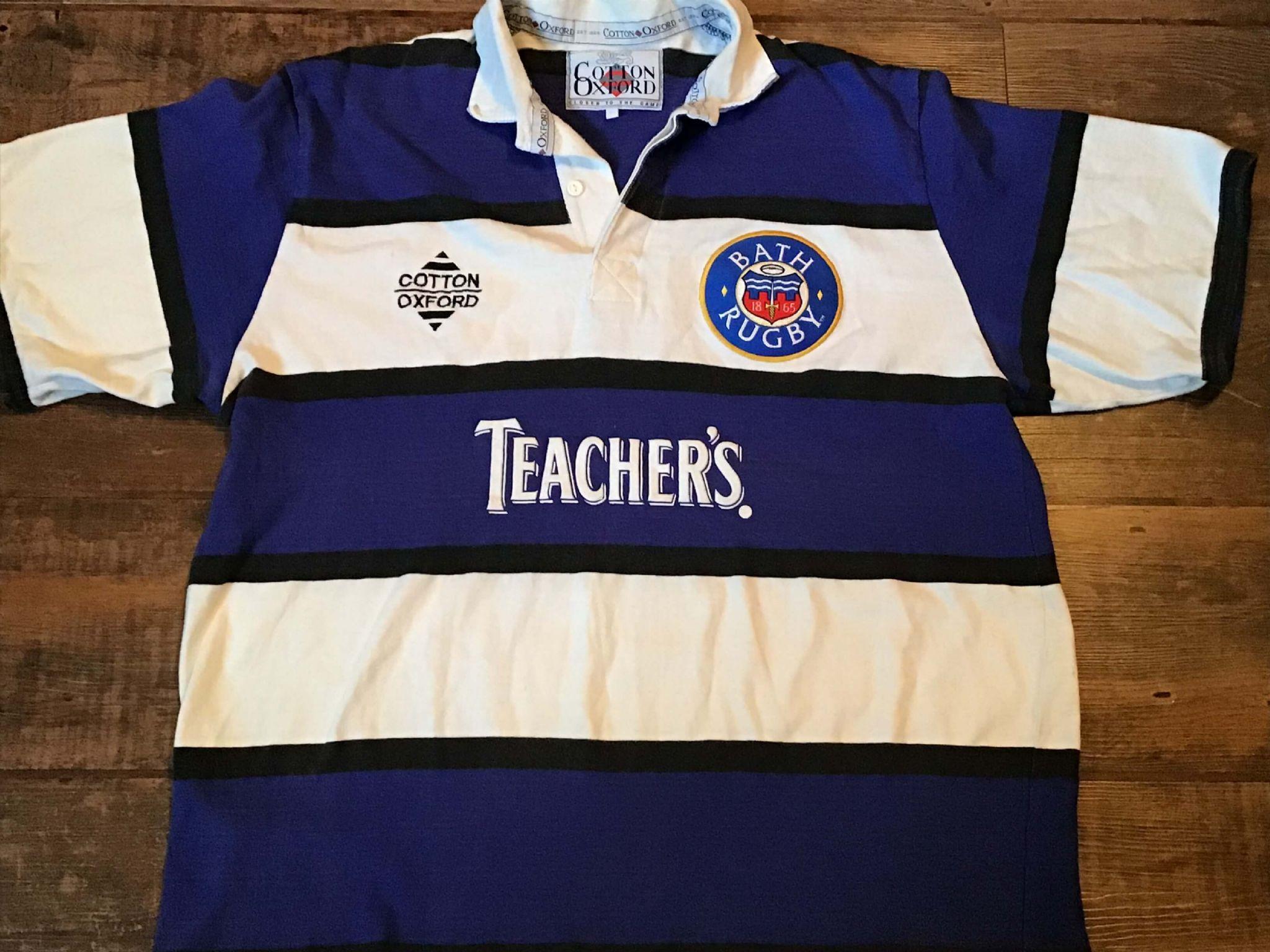 9b7f45908db Classic Rugby Shirts | 1997 Bath Old Vintage Retro Jersey