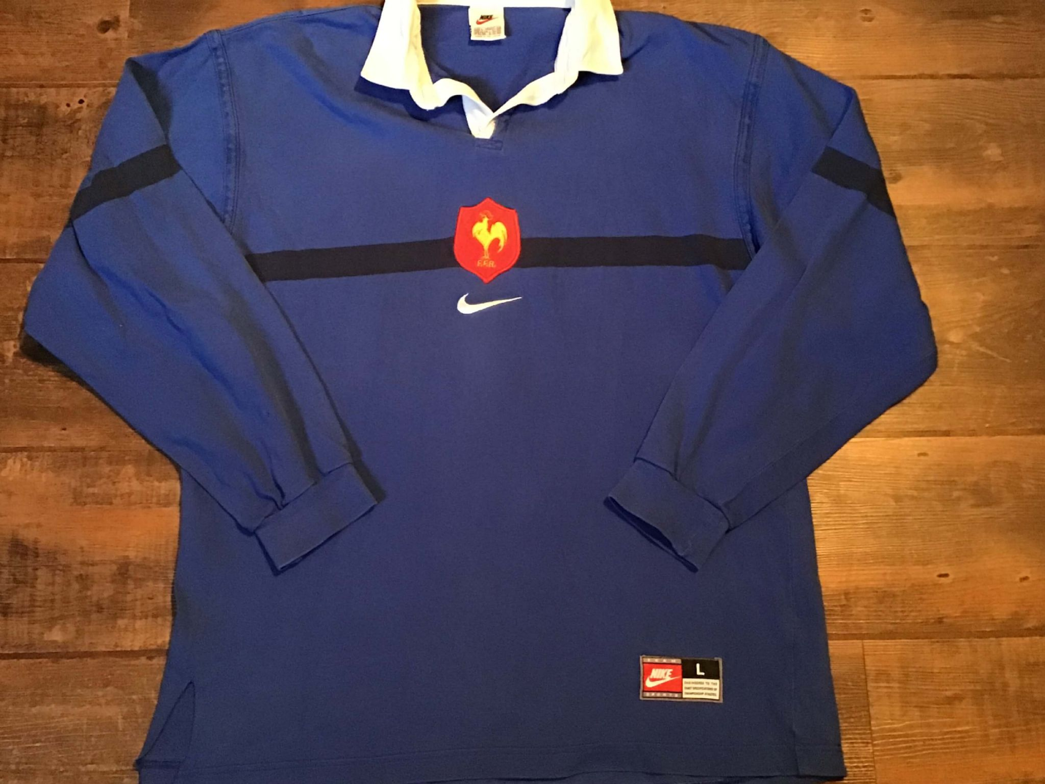 75b53513a Classic Rugby Shirts   1998 France Vintage Old Jerseys