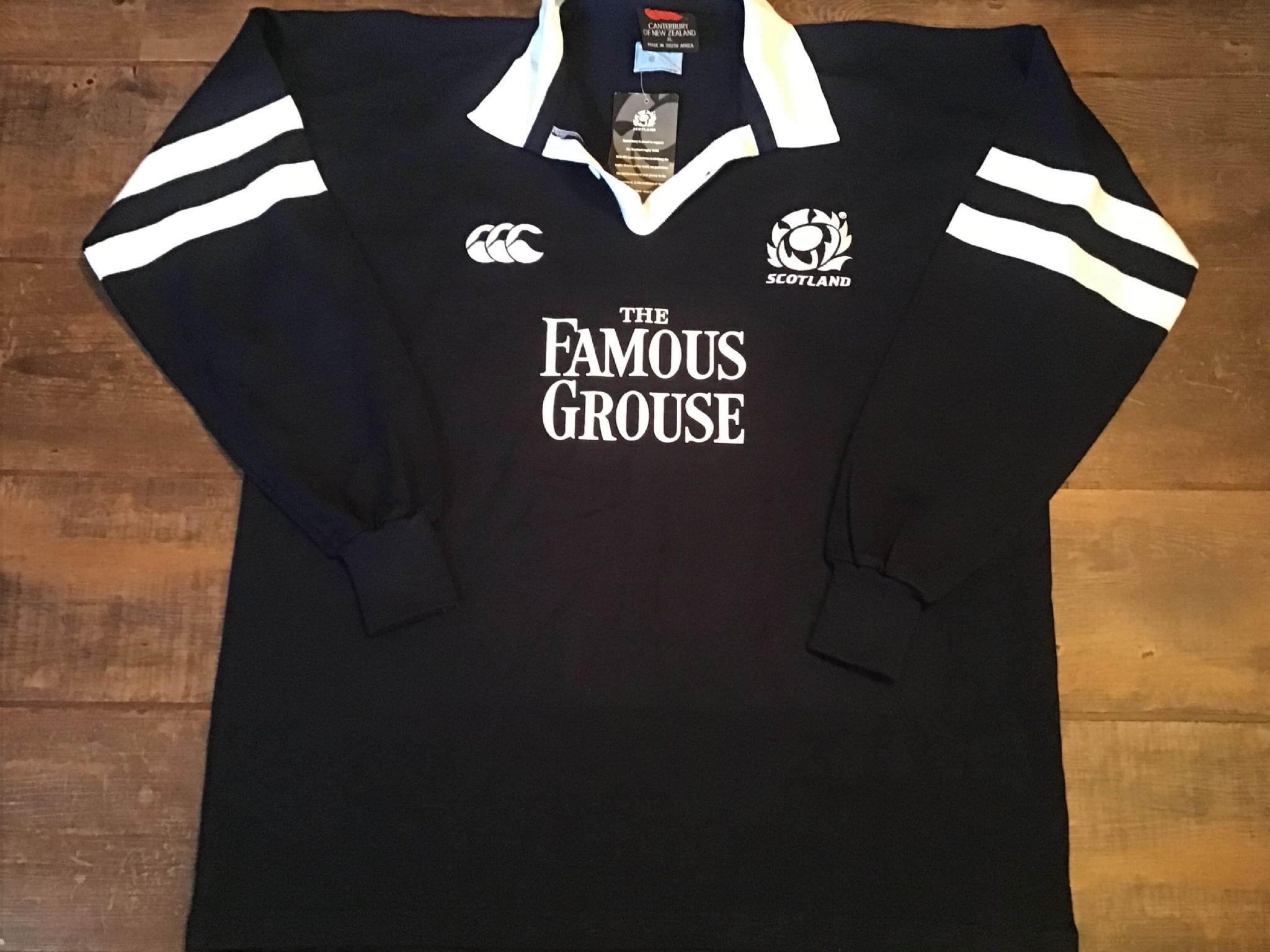 5eeb0660d50 Classic Rugby Shirts | 2002 Scotland Vintage Old Jerseys