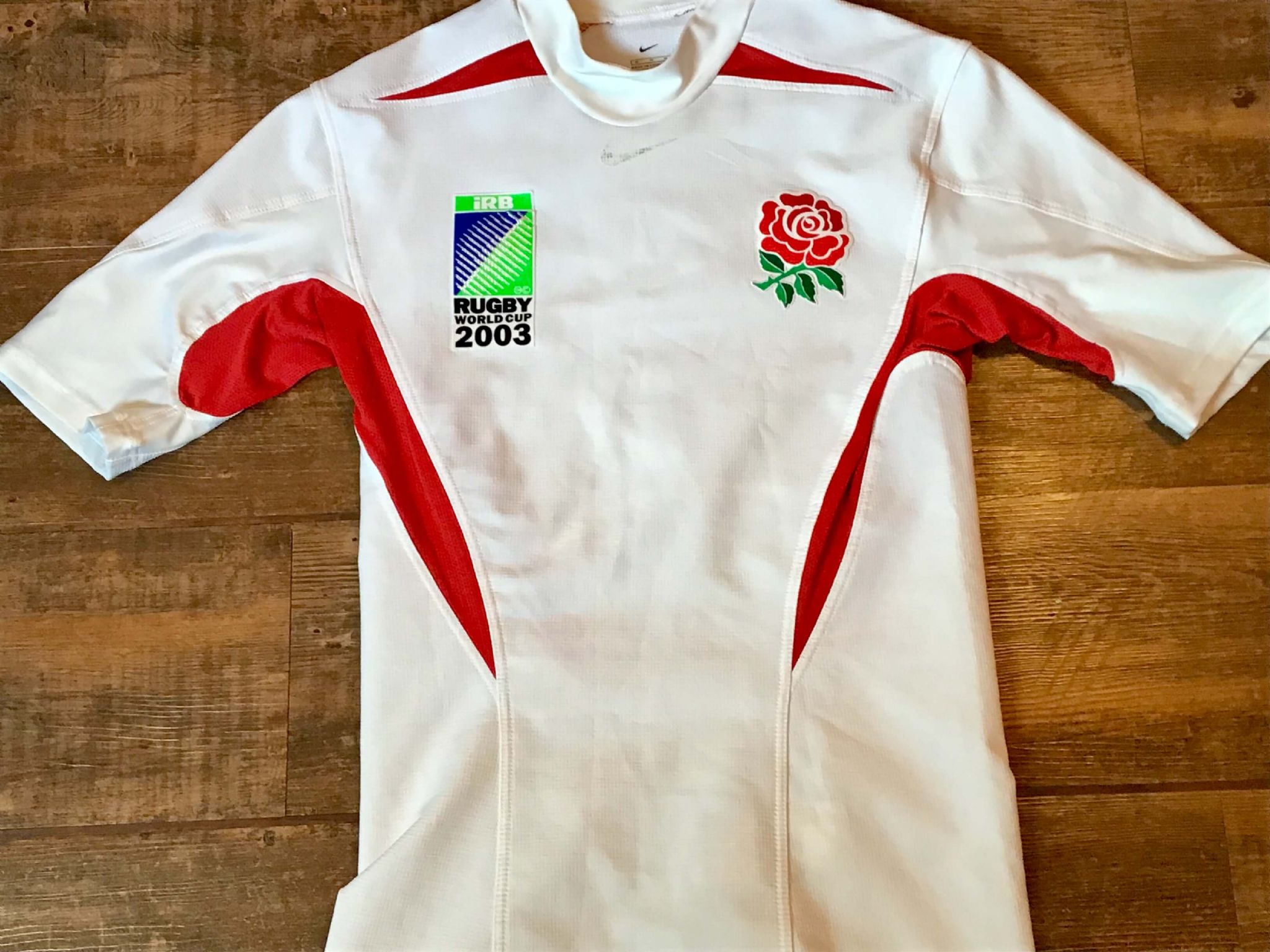 super popular 03790 9a37a Classic Rugby Shirts   2003 England Vintage Old Retro Jerseys