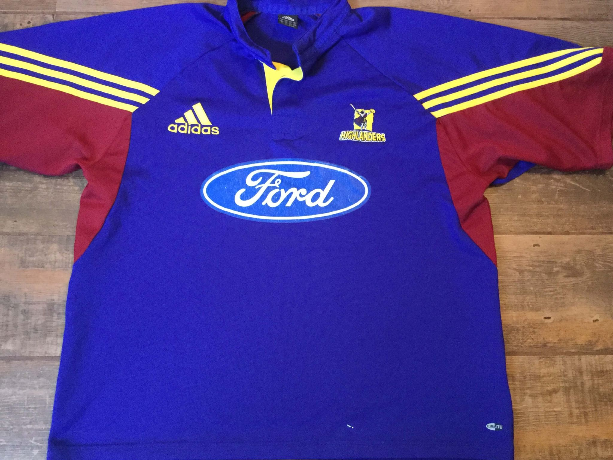 Classic Rugby Shirts 2003 Highlanders Vintage Old Jerseys