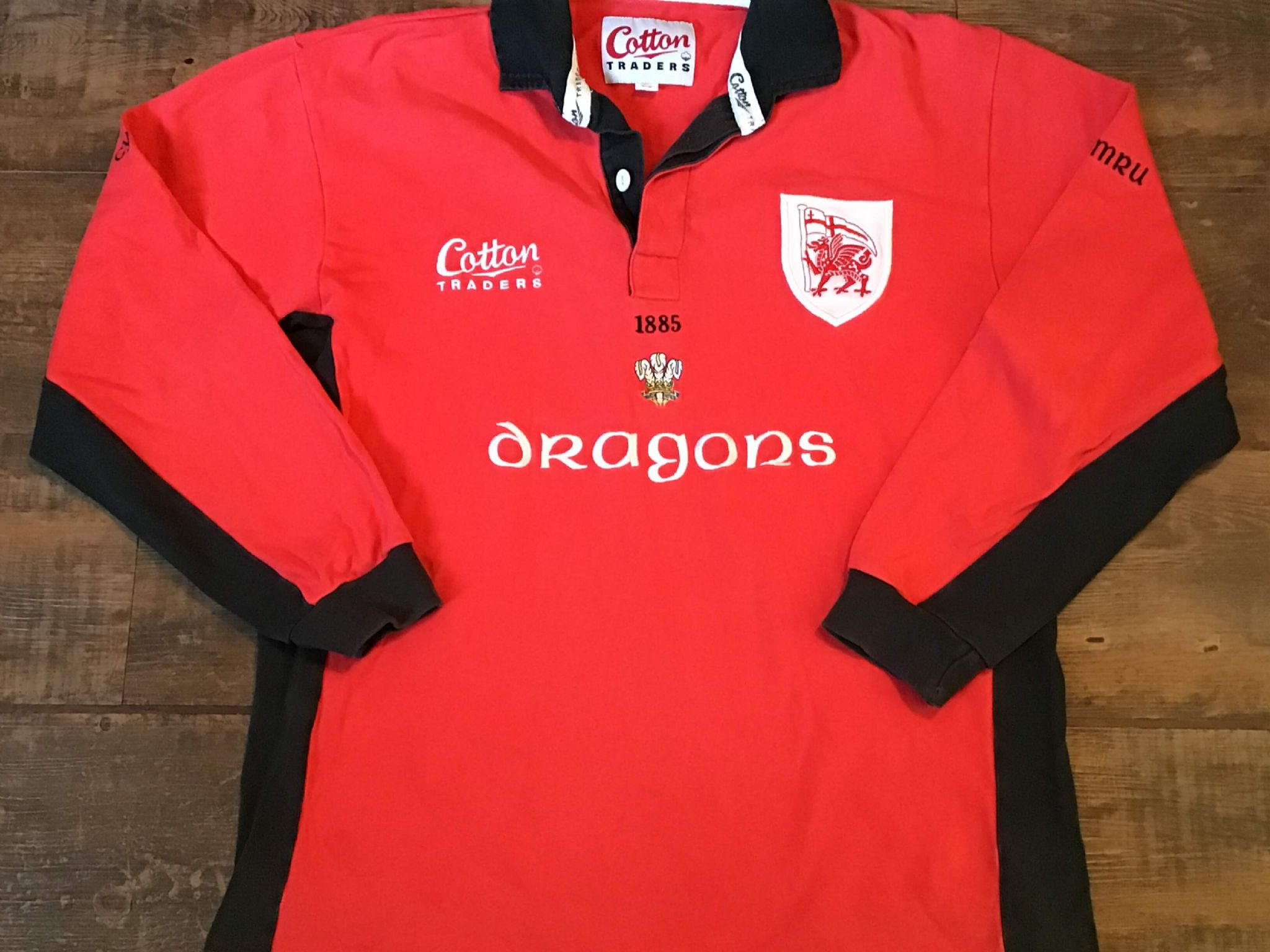4a9b58d6e33 Cotton Traders Wales Rugby Shirts – EDGE Engineering and Consulting ...