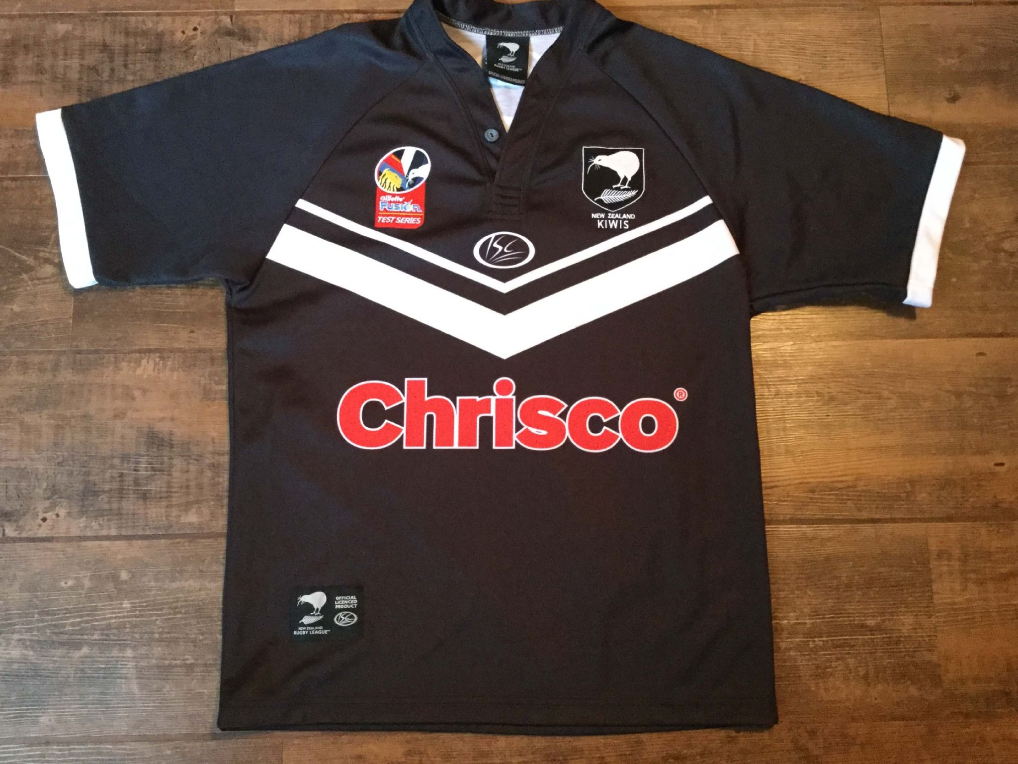 Classic Rugby Shirts | 2007 New Zealand Kiwis Old Vintage