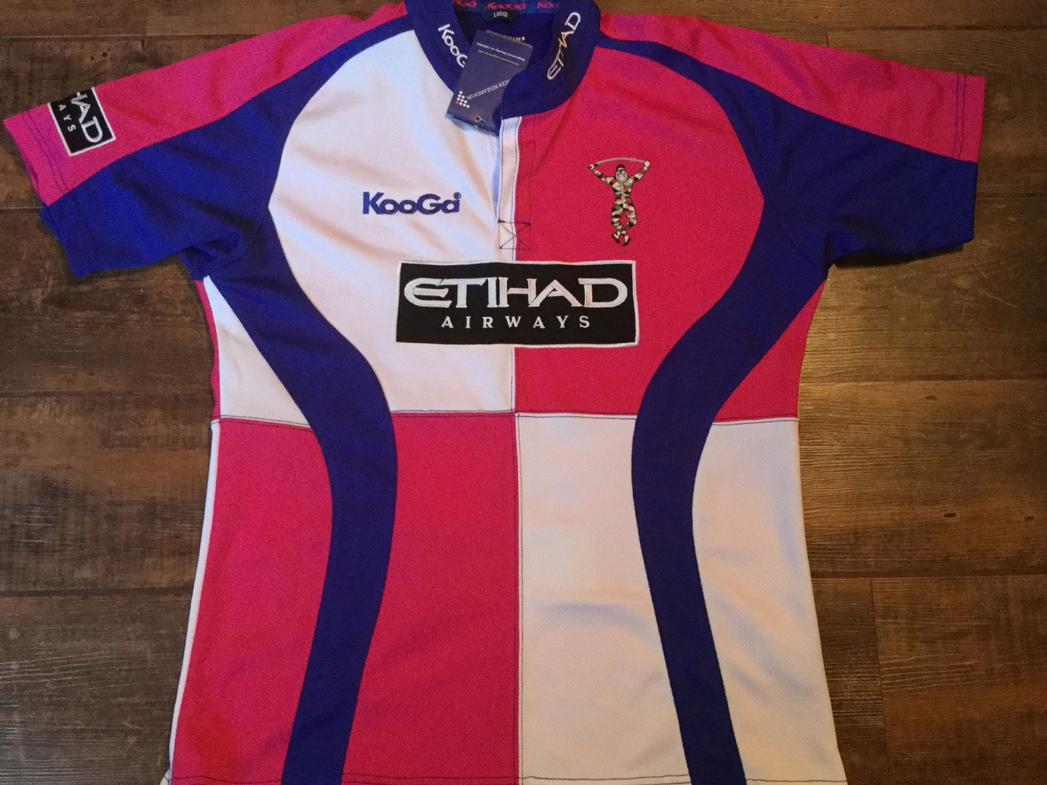 save off 24198 0e10a Classic Rugby Shirts   2008 Harlequins Vintage Old Soccer ...