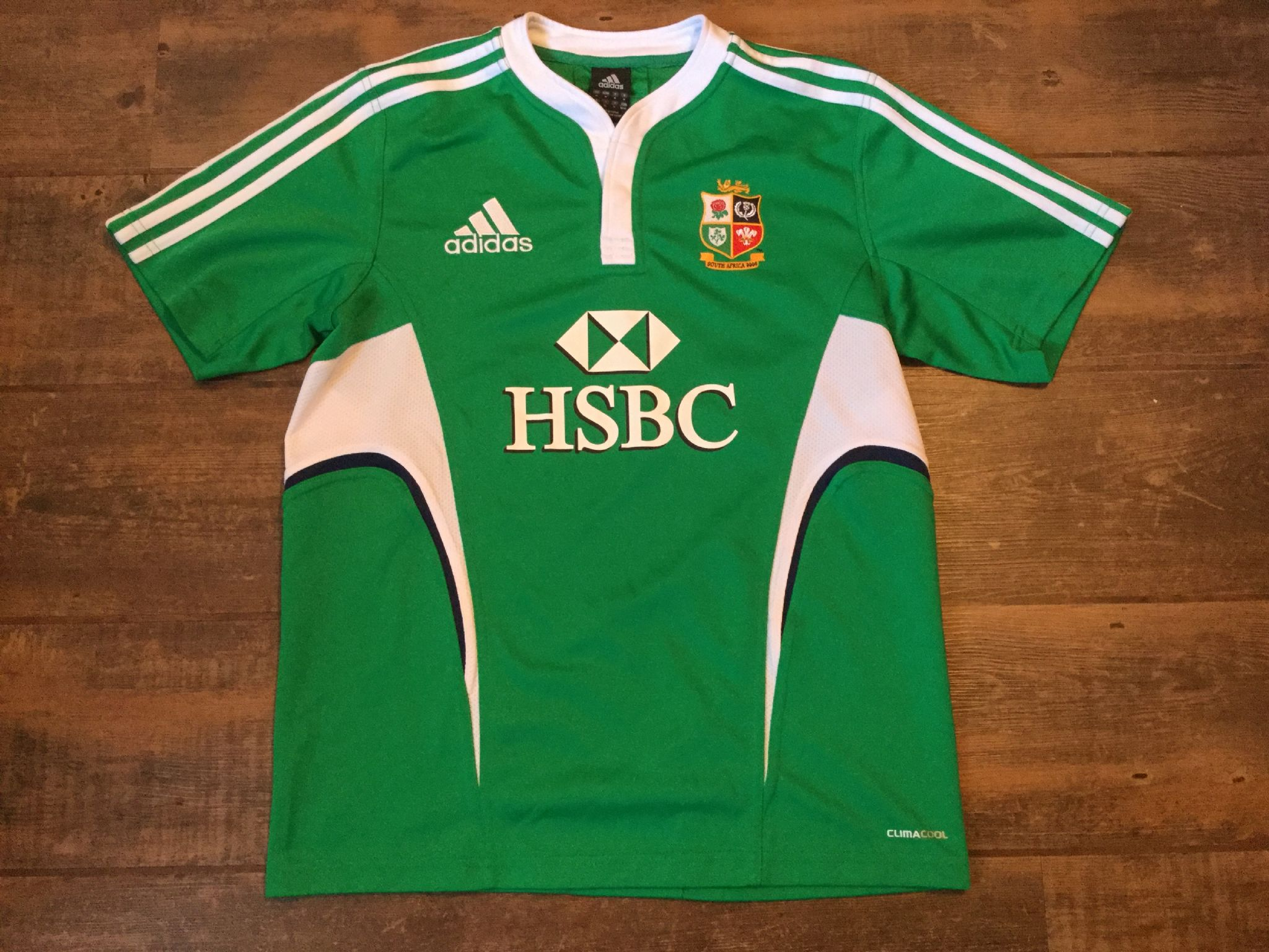 ed327eb8fe8 Classic Rugby Shirts | 2009 British & Irish Lions Vintage Old Jerseys