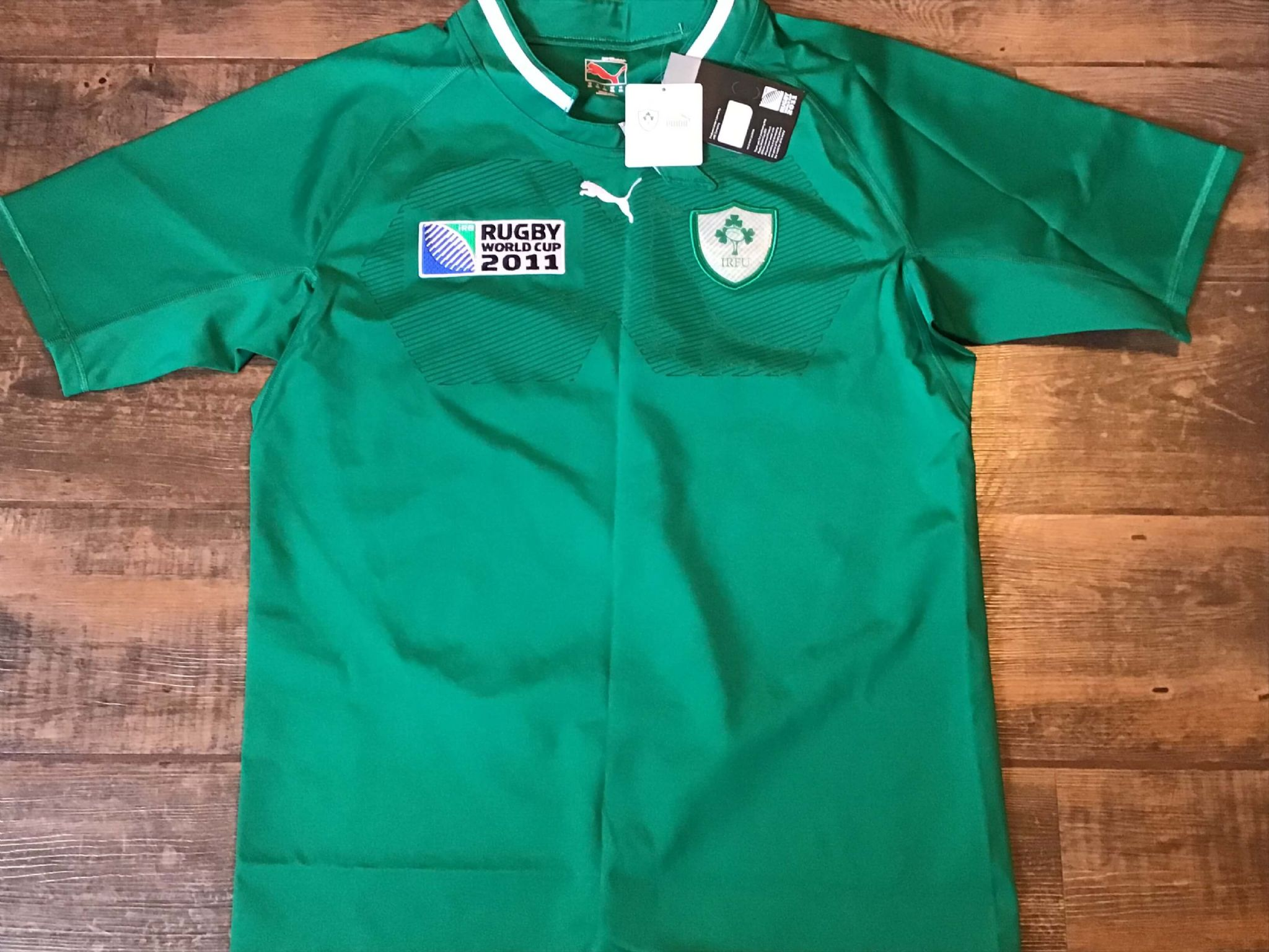 Classic Rugby Shirts | 2011 Ireland Vintage Old Jerseys