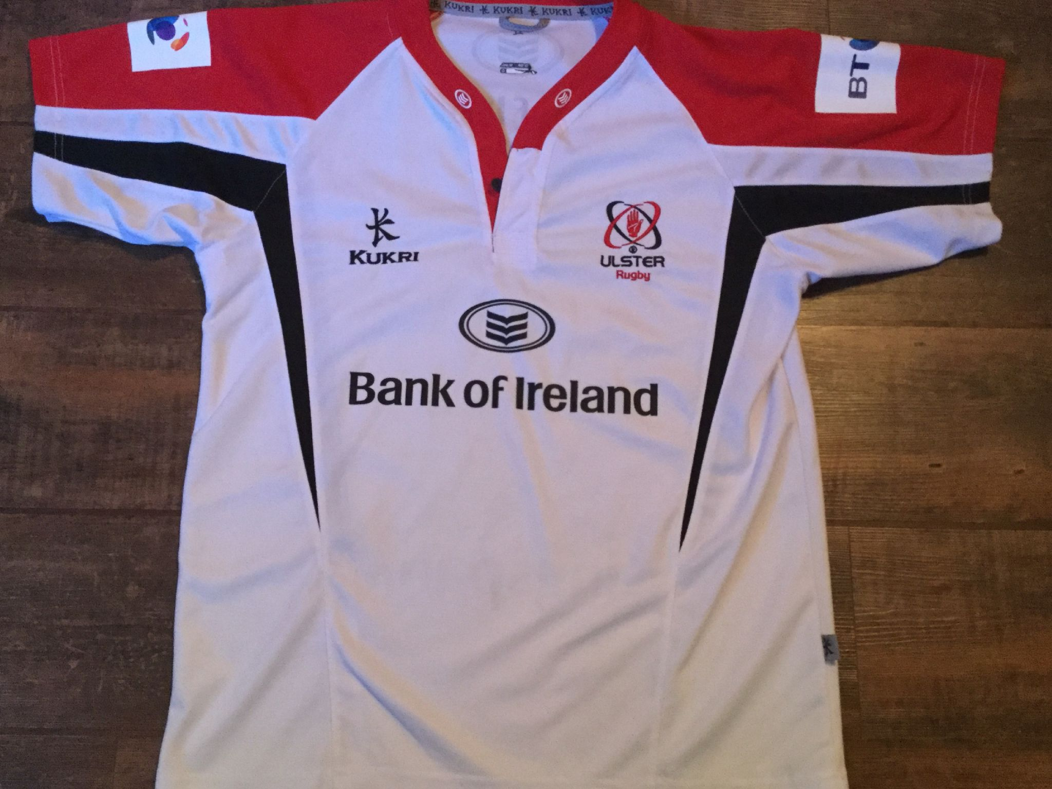 Ulster Rugby Away Socks 2013//14
